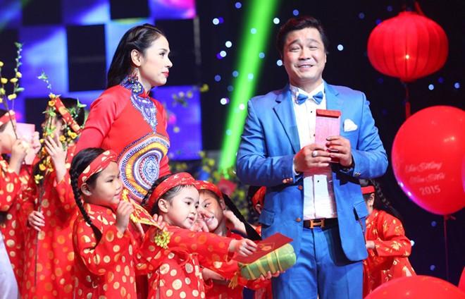 Việt Trinh - Lý Hùng lần đầu song ca trên sóng truyền hình