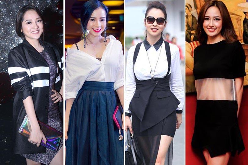"""Những pha biến sao Việt thành """"nạn nhân"""" của xu hướng thời trang"""