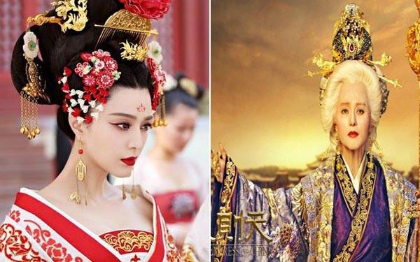 Nhìn lại vẻ đẹp lung linh của 'Võ Tắc Thiên' Phạm Băng Băng