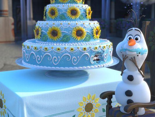Phim ngắn mới của 'Frozen' hé lộ loạt hình ảnh đầu tiên