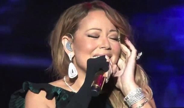 Diva thế giới bị phát hiện hát nhép trắng trợn