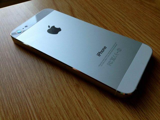 Cẩn thận với iPhone 5 dỏm giá vài triệu đang bán ở VN