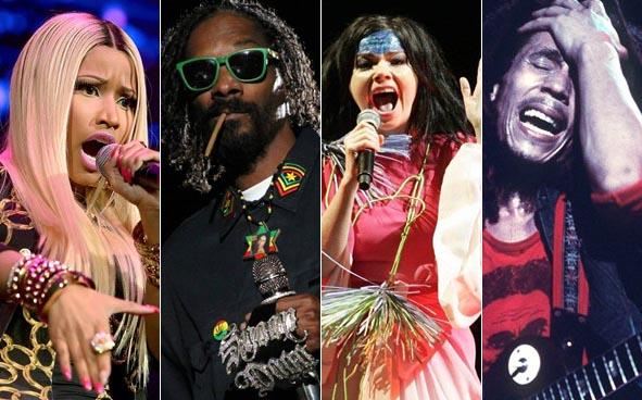 11 sao lớn chưa từng sở hữu tượng vàng Grammy