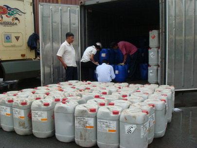 26 tấn hương liệu nước giải khát quá hạn: Hàng thuộc Công ty Tân Hiệp Phát