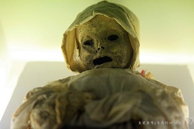 Bảo tàng xác chết ở Mexico