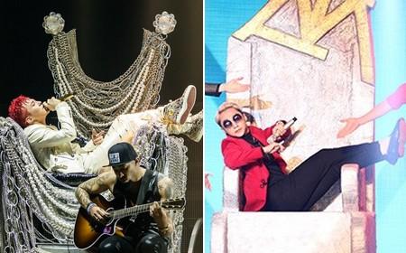 """""""Vạch mặt"""" phong cách đạo nhái G-Dragon của Sơn Tùng M-TP"""