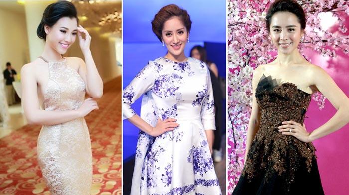 7 mỹ nhân Việt mặc đẹp trên thảm đỏ sự kiện cuối năm