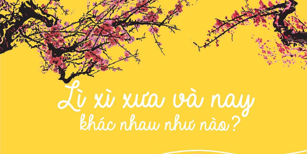 Người Việt dùng tiền lì xì như thế nào?