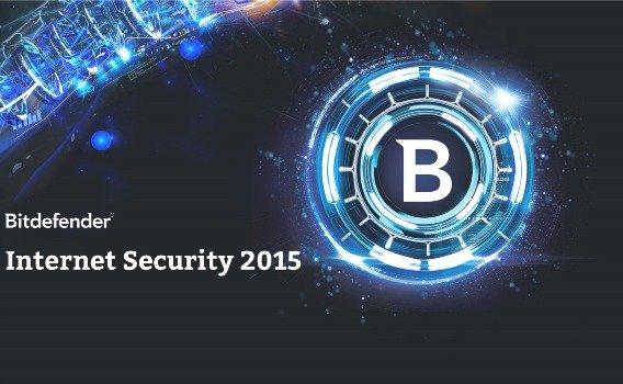 Bản quyền miễn phí phần mềm bảo mật danh tiếng Bitdefender Internet Security 2015