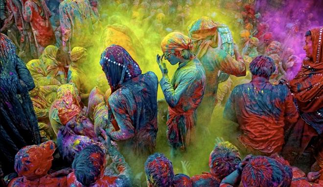 Những lễ hội mùa xuân trên khắp thế giới