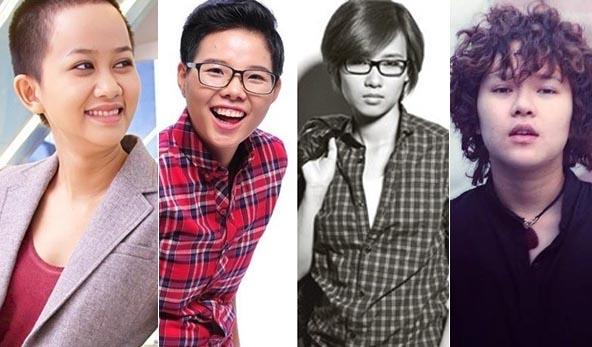 4 nữ nhạc sĩ trẻ tomboy đắt giá nhất Vpop