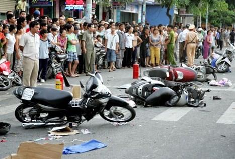 6 ngày nghỉ Tết 199 người chết vì tai nạn giao thông
