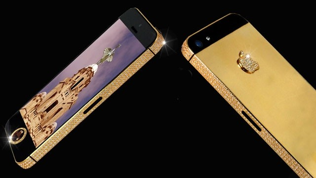 10 chiếc điện thoại đắt nhất thế giới