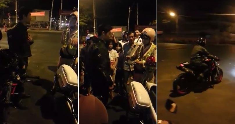 Johnny Trí Nguyễn bị cảnh sát hỏi thăm