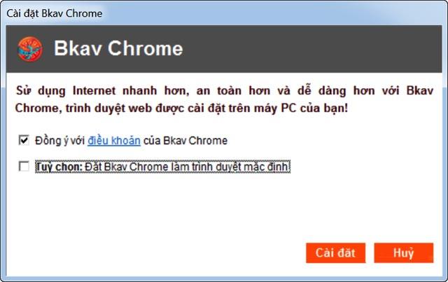 Bkav âm thầm phát triển trình duyệt Bchrome: nhanh nhưng chưa hoàn thiện