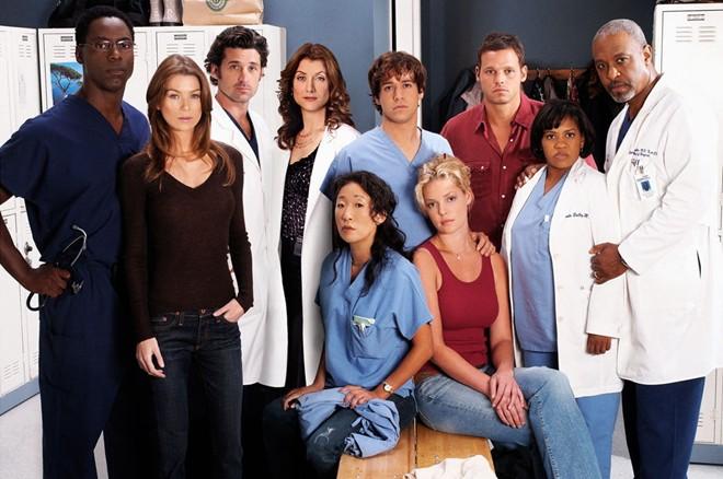 10 nhân vật bác sĩ lừng danh trên màn ảnh