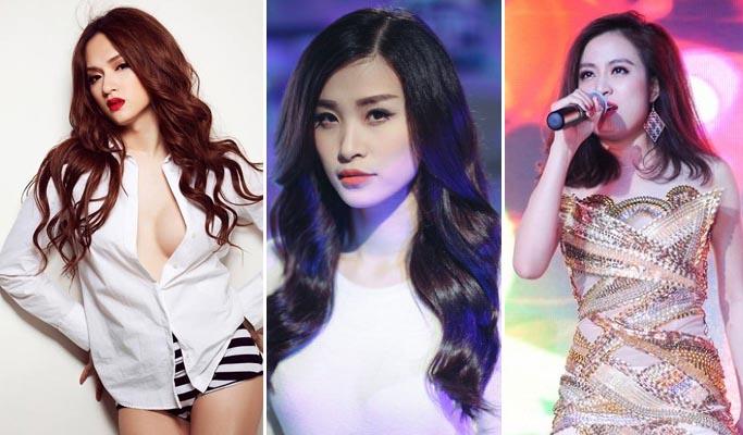 4 lý do giúp nữ ca sĩ Việt hút fan dù hát không hay