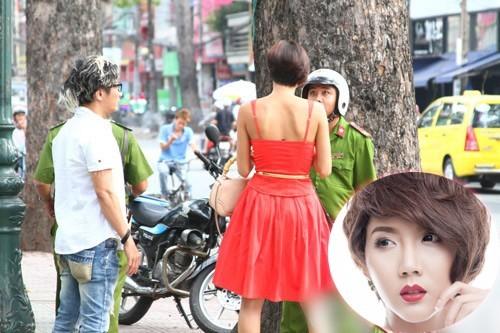Những sao Việt gặp rắc rối khi tham gia giao thông