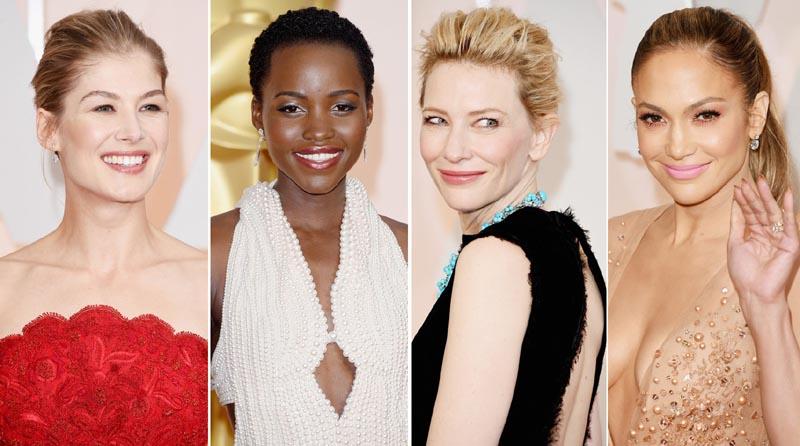 10 bộ đầm đẹp đẳng cấp trên thảm đỏ Oscar 2015