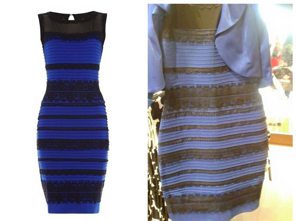 """17 điều mà chỉ những người nhìn thấy chiếc váy có màu """"Xanh và Đen"""" mới hiểu"""