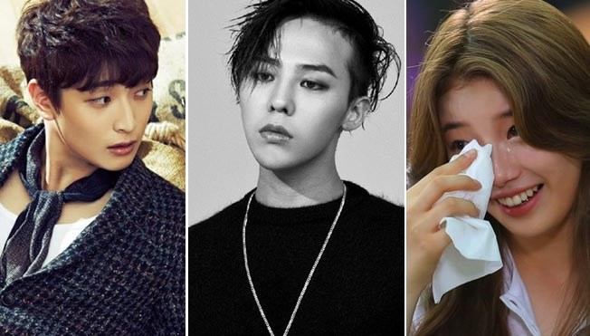 8 idol Hàn từng suy sụp vì trầm cảm