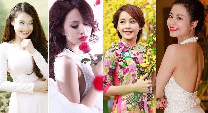 Những hot girl Việt tung cánh trong showbiz