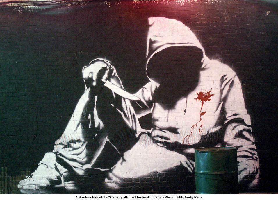 Banksy - Nghệ sĩ graffiti hay anh hùng giấu mặt của nghệ thuật đương đại