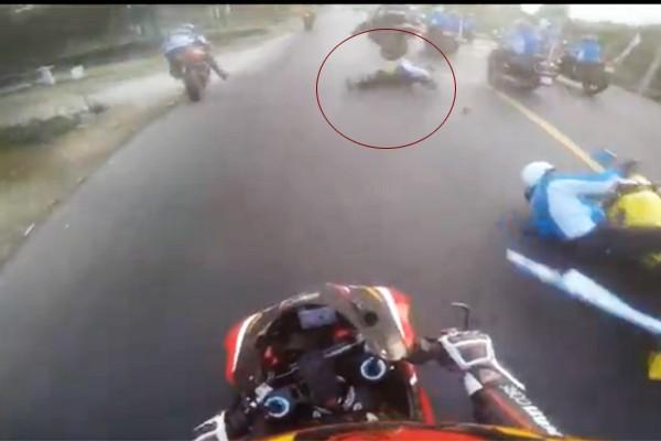 Thành viên nhóm mô tô phượt lên tiếng về vụ tai nạn kinh hoàng khiến 1 người tử vong
