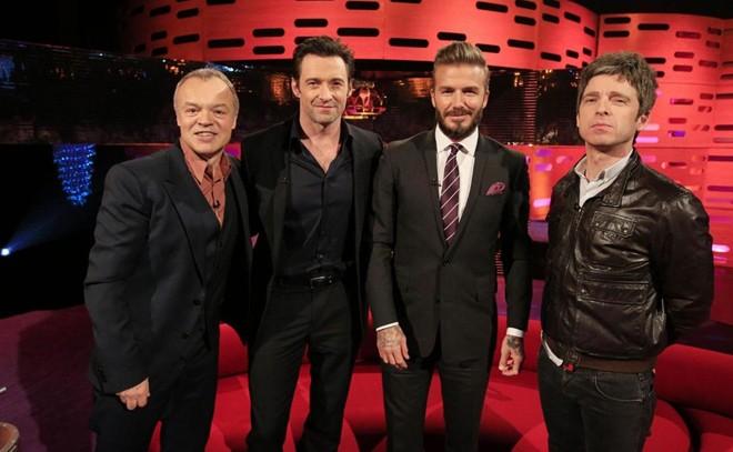 David Beckham đồng ý tham gia MV mới của Noel Gallagher