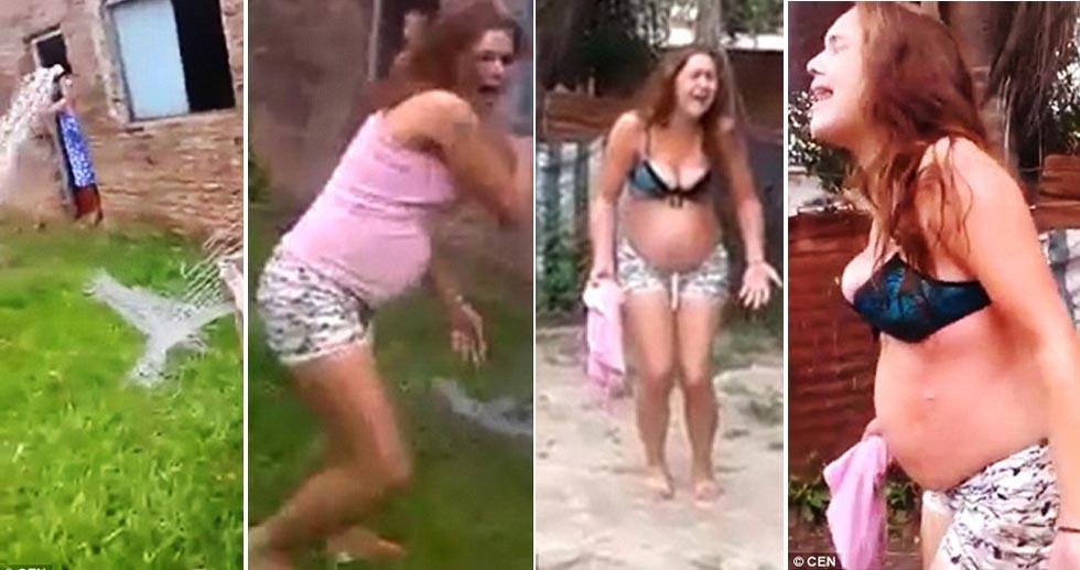 Kinh hoàng cảnh cô gái 19 tuổi bị tưới nước sôi khắp người