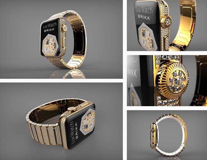 Lóa mắt với chiếc Apple Watch đắt nhất thế giới có giá 1,5 tỷ đồng