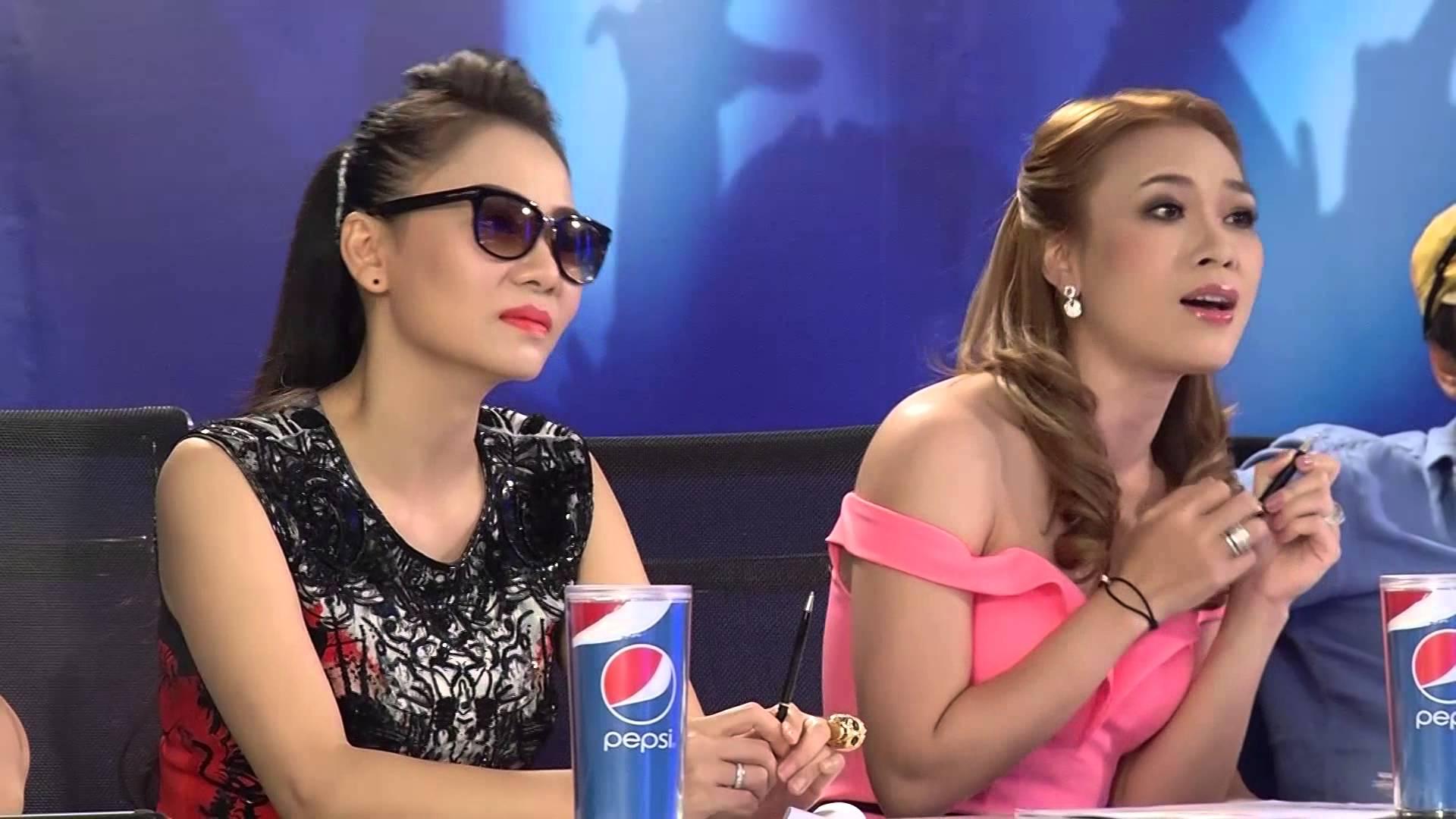 Mổ xẻ độ nóng của Thu Minh khi thay Mỹ Tâm ở Vietnam Idol