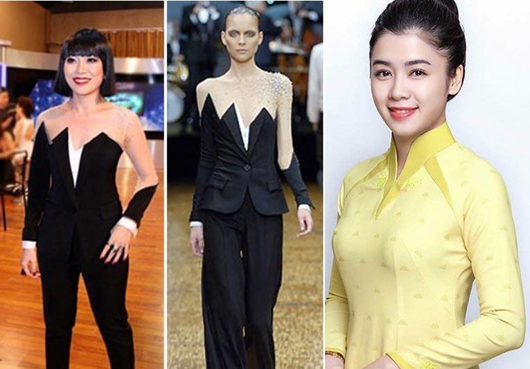 Những vụ tố đạo nhái gây xôn xao làng thời trang Việt