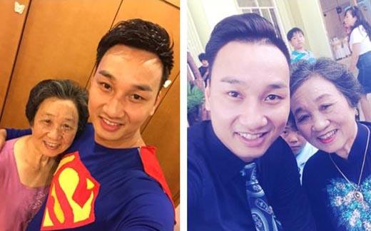 Diễn viên hài Thành Trung đau đớn vì mẹ đột ngột qua đời