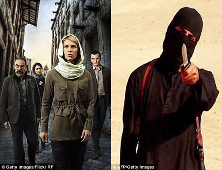 """Phim """"Homeland"""" cũng phải """"bó tay"""" trước tội ác của IS"""