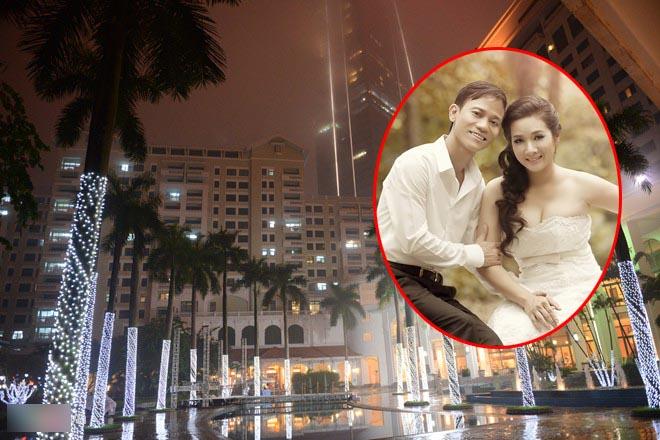 Không gian cưới của Thanh Thanh Hiền và con trai Chế Linh