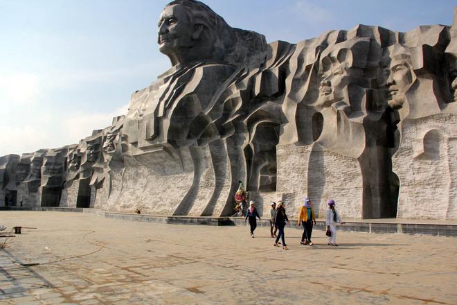 Tượng đài mẹ Việt Nam 411 tỷ đồng ở Quảng Nam