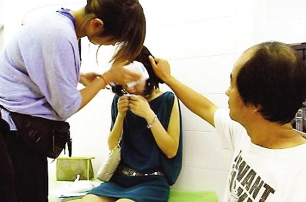 Những mỹ nhân Hoa ngữ bị nạn trên phim trường