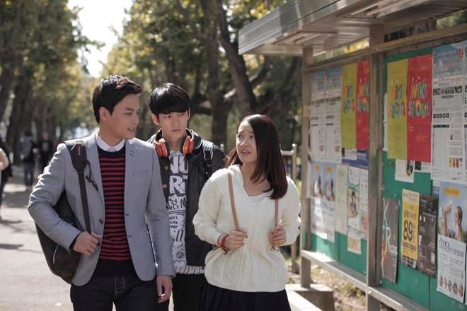 Những chuyện tình tay ba, bốn ấn tượng của màn ảnh Việt