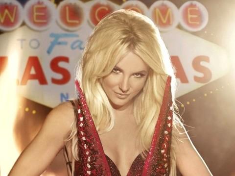 Britney Spears, nữ hoàng của 'thành phố tội lỗi'