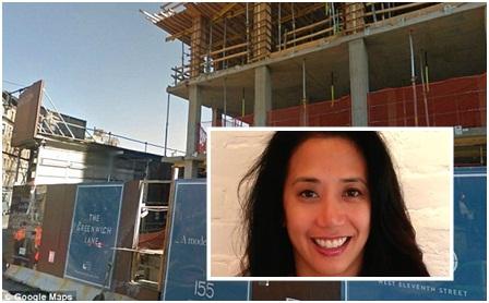 Cô gái gốc Việt thiệt mạng tại Mỹ vì bị tấm gỗ trên tòa nhà cao tầng rơi trúng đầu