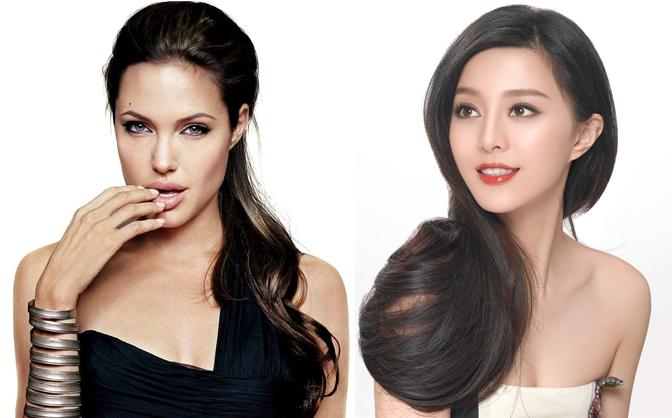 Những mỹ nhân đại diện cho vẻ đẹp khác nhau giữa Hollywood và châu Á