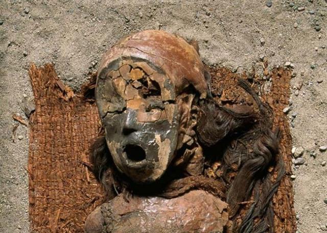 Xác ướp lâu đời nhất thế giới của người Chinchorro