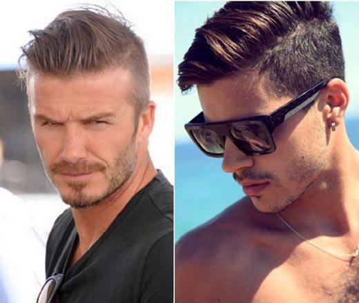 Bộ sưu tập kiểu tóc undercut hot nhất cho năm 2015