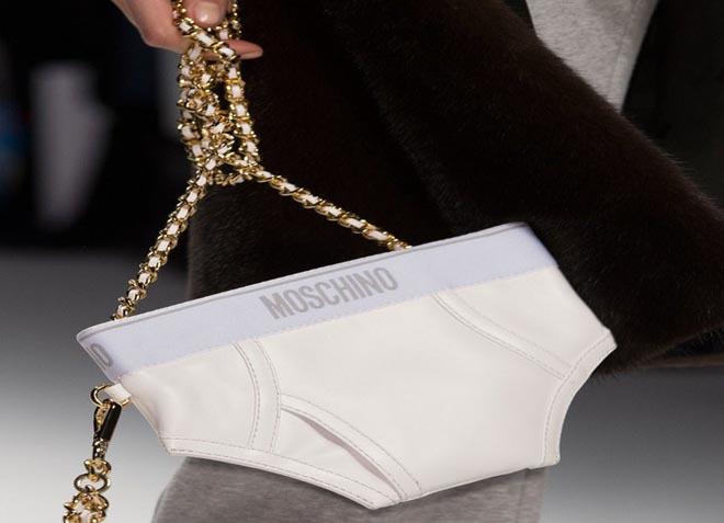 Những mẫu túi khó tin từ sàn diễn thời trang