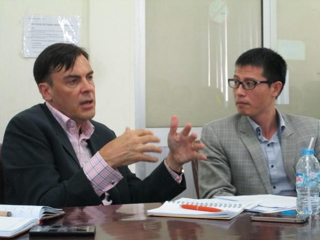 Uber Việt Nam khẳng định không kinh doanh vận tải hành khách
