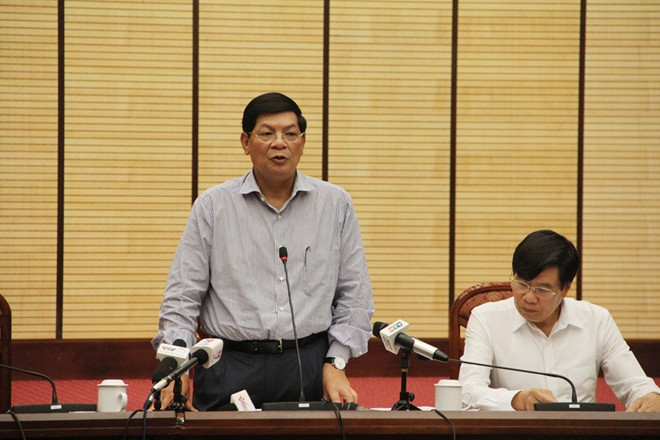 Phó chủ tịch Hà Nội: Nôn nóng chặt cây do nhà tài trợ