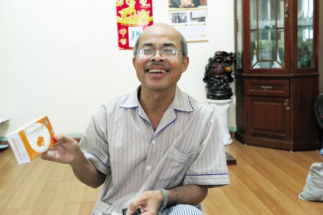 """Diễn viên Hán Văn Tình: """"Tôi bình thản trước cái chết"""""""