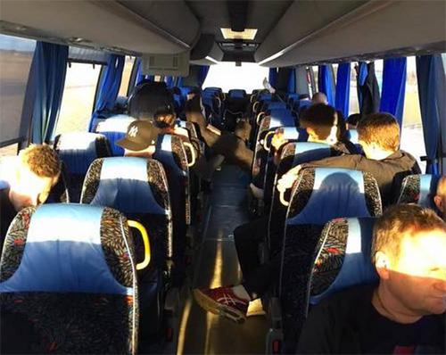 Đội bóng Thuỵ Điển thoát nạn vụ rơi máy bay nhờ đổi lịch trình