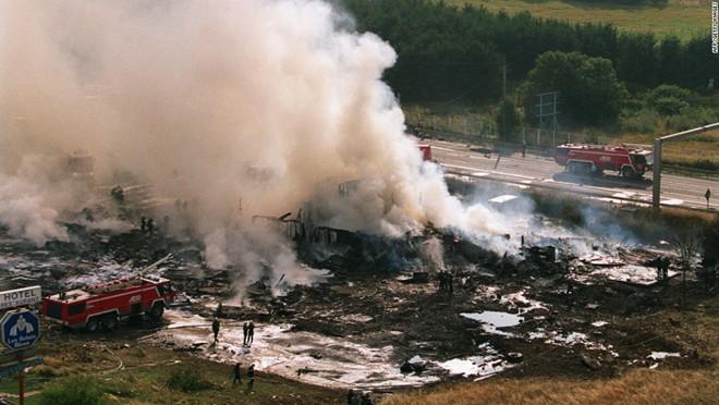 Những tai nạn hàng không thảm khốc ở châu Âu